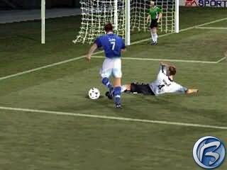 EURO 2000 - prvotřídní fotbálek