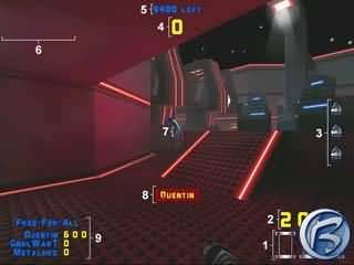 Laser Arena - spím či bdím?