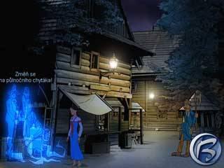 Shlédnout půlnoční vyvolávání duchů, to opravdu stojí zato!