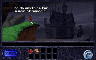 Legend of Kyrandia