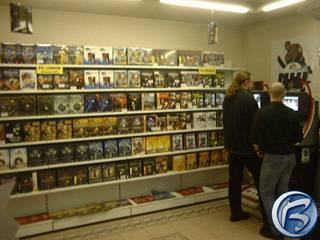 Vánoční shon v prodejnách her