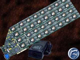 Tak takhle nějak by mohlo vypadat Voodoo 9000 :-)