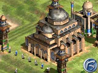 Age of Empires 2 - The Age of Kings - BYZANCI