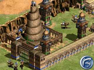 Age of Empires 2 - The Age of Kings - SARACÉNI