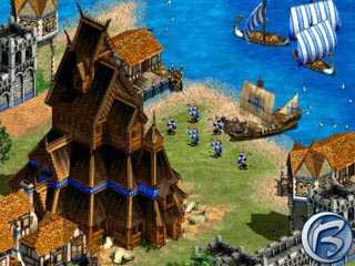 Age of Empires 2 - The Age of Kings - VIKINGOVÉ
