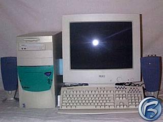 Pohled na PC Triline HOBBY Beta