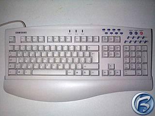 PC Triline HOBBY Beta - programovatelná klávesnice Samsung