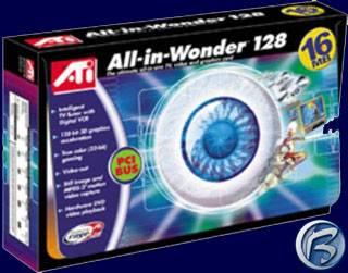 Grafická karta ATI All-In-Wonder