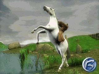 I na krocení divokých koňů v Atlantisu 2 přijde řada