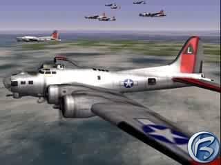 B-17 Flying Fortress II