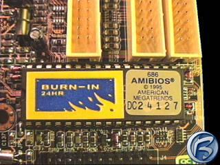 Flash-BIOS American Megatrends