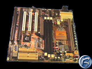 Základní deska PC100 M726