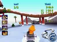 Disney Driving Game