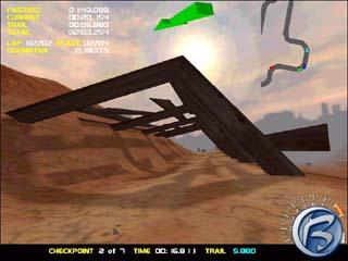 4x4 Evolution - PC vs. Dreamcast