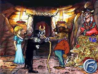 Zombácký hrobník se ukáže vždy, kduž Honzovi hrozí nebezpečí... v tomto případě se bude Majer ženit