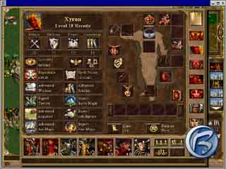Heroes of Might and Magic III - Datasheet