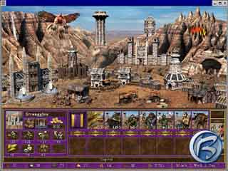 Heroes of Might and Magic III - Stronghold