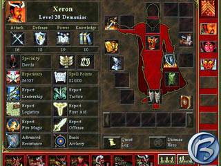 Heroes of Might and Magic 3: Armageddon´s Blade