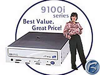 Hewlett-Packard CD-Writer Plus 9110i