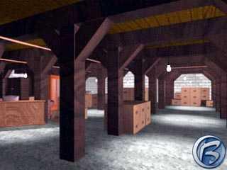 Temné skladiště plné krabic ukrývajících mnohá tajemství...