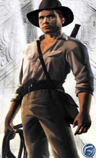 Indiana Jones And The Infernal Machine