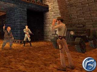 Indiana Jones: The Infernal Machine