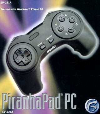 Piranha Pad PC (SV-231A)