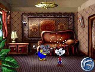 Chata kocoura Leopolda alias zvláštnosti myšího lovu