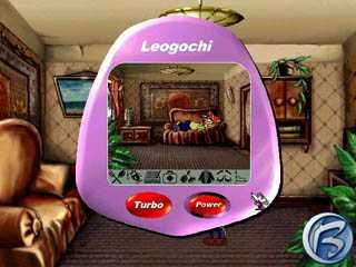 Chata kocoura Leopolda