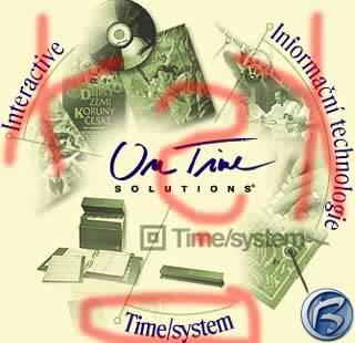 Struktura OnTime a popis zrušených a zachovalých divizí