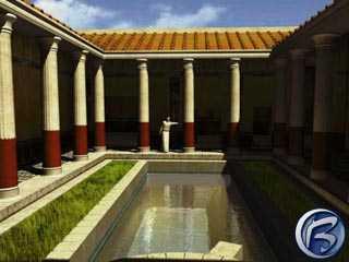 Pompeii: The Legend of Vesuivus