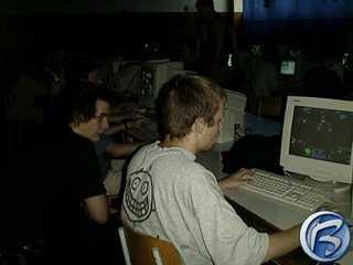 Foto z ProStarCraft Tournament 6/2000