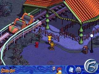 Scooby Doo: Mystery Of The Fun Park Phantom