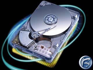 Harddisk SCSI