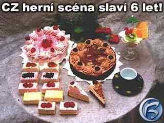 Česká scéna slaví 6. narozeniny. Gratulujeme!