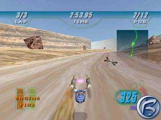 Starwars Epizode 1: Racer