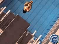 Sydney 2000 - plavání