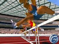 Sydney 2000 - běh na 100m překážek