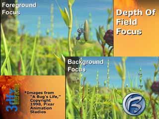 3dfx VSA-100 Depth of Field