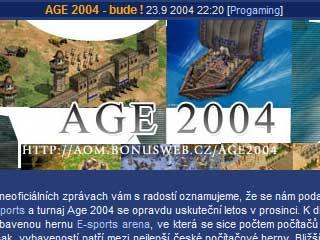 Age of Mythology BonusWeb