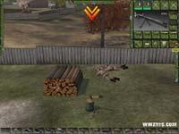 World War II RTS - screenshoty