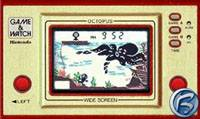 Chobotnice (Octopus)