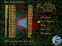 Phobia II - vetřelci mají hlad