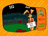 Bunny boxing – nakládačka od zajíčka