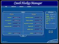 Czech Hockey Manager