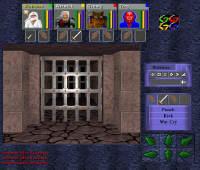 Dungeon Master Java