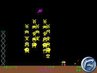 Rescue from Space Invaders