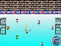 South Park Ice Hockey