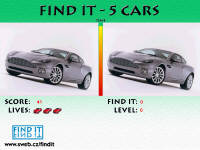 Find It 5 Cars