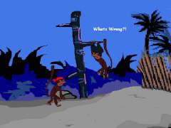Fate of Monkey Island